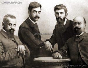 """Кръгът """"Мисъл"""" източник: www.lostbulgaria.com"""