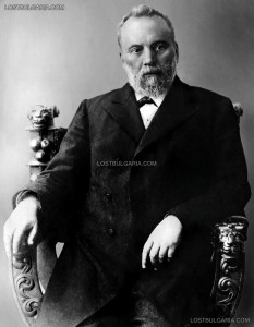 Портрет на Каравелов от началото на XX век; снимка: Lostbulgaria.org