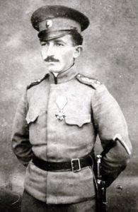 капитан Радков