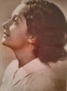 Маргита Цонева - единствената дъщеря на Б. Цонев