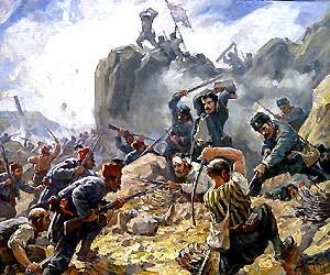 Ходът на Руско-турската освободителна война (видео)
