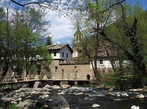 Дряновския манастир