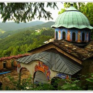 """Соколският манастир """"Успение Богородично"""""""