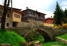 """Мостът """"Първа пушка"""" в Копривщица, където избухва въстанието на 20-ти април 1876 година"""