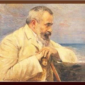 """Пенчо Славейков — """"Спи езерото..."""""""
