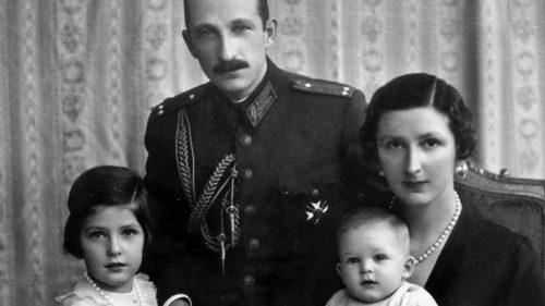 Цар Борис и семейството му