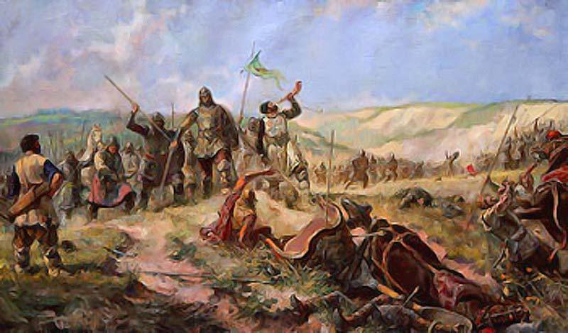 Въстанието на Ивайло
