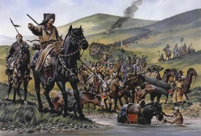 Татарските орди на Ногай