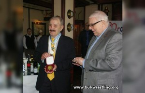 Димитър Добрев- отличие
