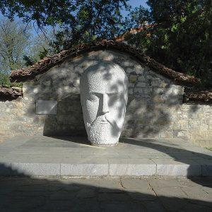 Паметник на Макгахан в гр.Елена