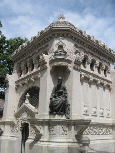 Гробницата на карловските братя в Букурещ