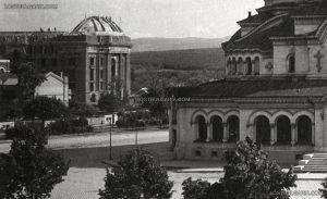 Строеж на Софийския университет, 20-те години на XXв.