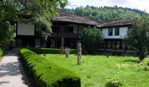 Даскалова къща трявна