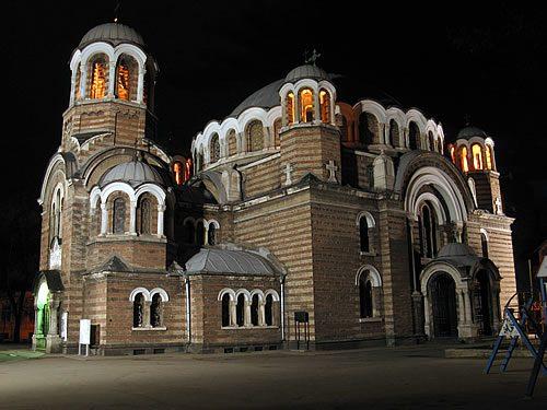 """Църквата """"Свети седмочисленици"""" днес"""