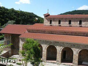 """Църквата """"Свети Четиридесет мъченици"""" във Велико Търново, в която е обявен актът на независимостта."""