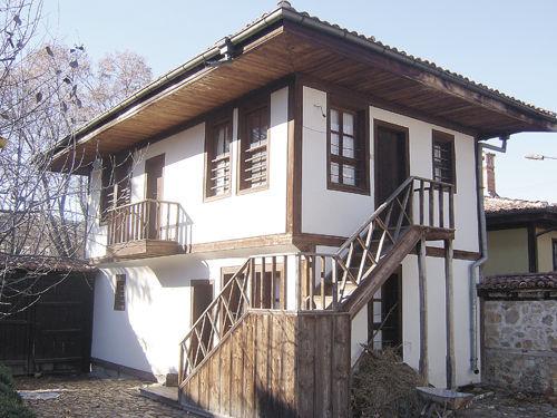 Къщата на професора в Панагюрище