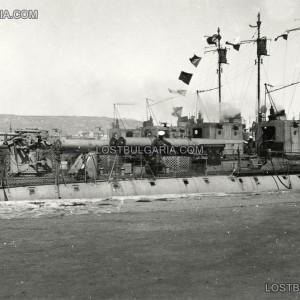 Подвигът на българския флот през Балканската война