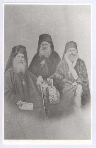 Иларион Макариополски, Авксентий Велешки, Паисий Пловдивски