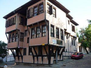 Ламартиновата къща в Пловдив