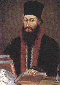 Портрет на Неофит Рилски, дело на Захари Зограф. Снимка: Уикипедия