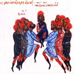 Обявяването на Петър Делян за цар на българите