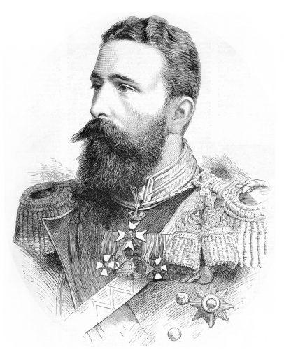 Княз Александър І Батенберг