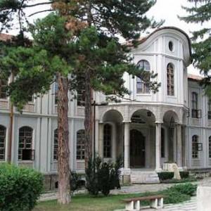 Сградата, в която е създадена Търновската конституция