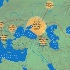 Преселение на българите от Стара Велика България