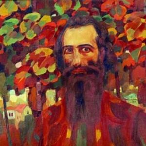 Владимир Димитров- автопортрет