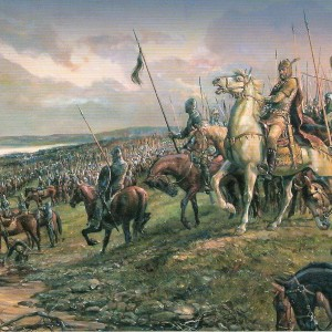 Аспарух и конницата на българите в устието на Дунав, А.А. Хофарт