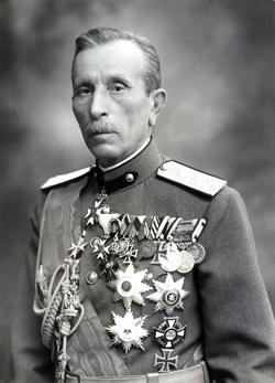Генерал-майор Никола Тодоров Жеков