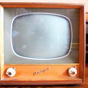 "Модел на телевизор ""Опера"" снимка: www.detstvoto.net"