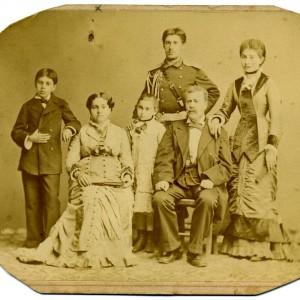 Иван Параскевов и неговото семество