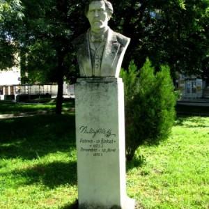 Паметник на Кръстьо Пишурка в град Лом