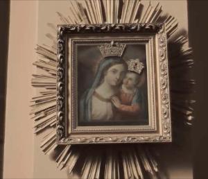 Легендата за чудотворната икона (видео)