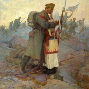 картина Васил Маринов