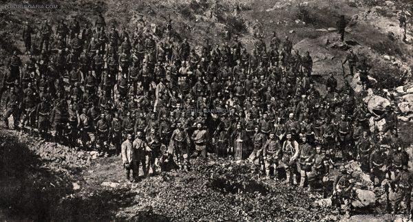 Участници в Илинденско- Преображенското въстание