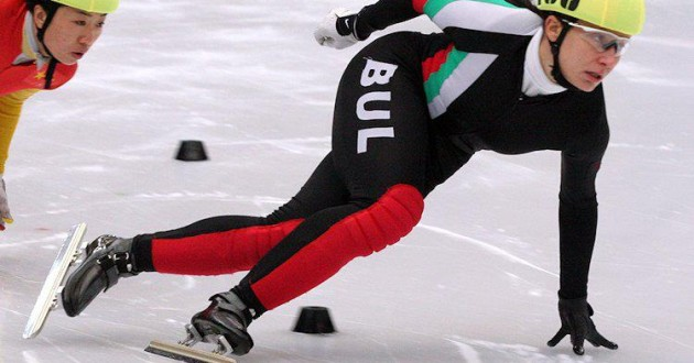 Евгения Раданова печели сребро в Солт лейк сити