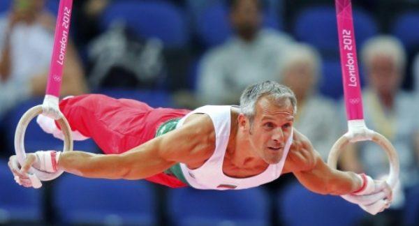 Йордан Йовчев на Олимпиадата в Лондон 2012 година