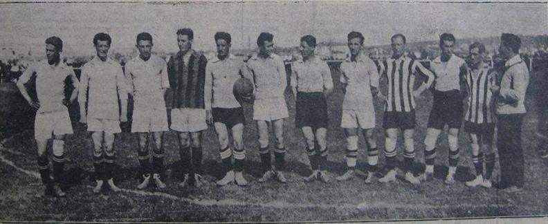 Национален отбор на България по футбол от 1924 година