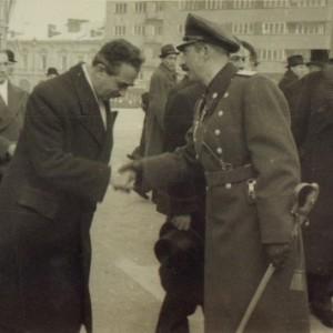 Инж. Иван Иванов и цар Борис III