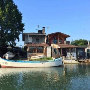 Къща в рибарското село фотограф: Пепа Ралчева