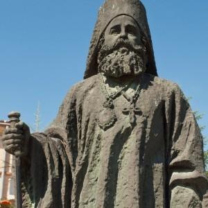 Паметник на Екзарх Йосиф в град Калофер