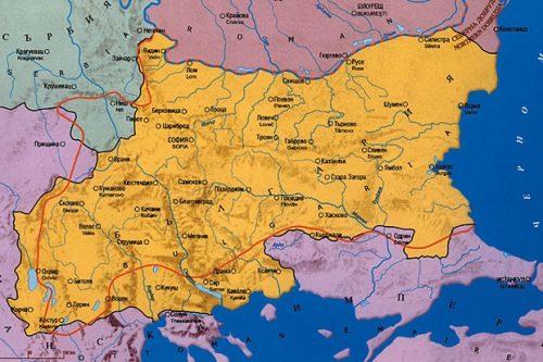 Санстефанска България