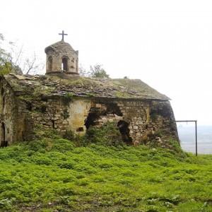Българска църква построена в периода на XVII век Свети Йоан Пусти във Враца снимка: http://medchurches.livejournal.com/14553.html