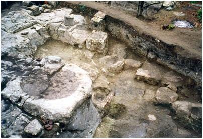 Олтарът на Дионис - археолозите твърдят, че в него са извършени най-малко две изключително съдбоносни за човечеството предсказания.