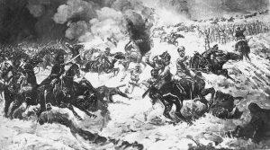 Атаката на 9-ти конен полк при село Кара Мурад