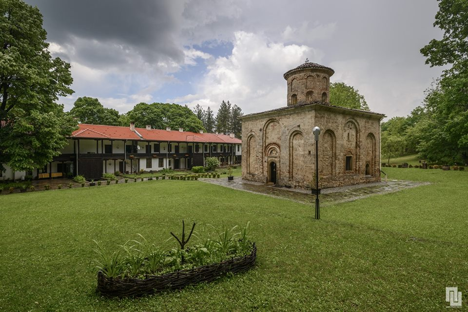 "Земенският манастир ""Свети Йоан Богослов"""