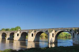 Мостът на Кольо Фичето - Бяла