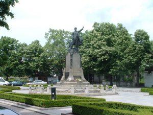 Паметник на Левски - Карлово